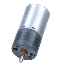 Motor eléctrico de 25 mm con engranaje reductor 6 voltios 300 rpm