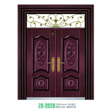 Puerta principal del cobre diseño de puerta principal puerta de cobre