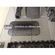 Carcaça de injeção de alumínio fundido