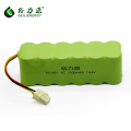 Long Cycle life high power rechargeable 3500mah 14.4 volt sc nimh battery pack vacuum cleaner battery
