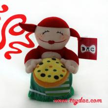 Stuffed Advertising Ethnic Doll