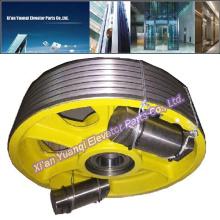 Kone Elevator Lift Pièces de rechange Traction Handrail Guide Roller Kone Roller Wheel