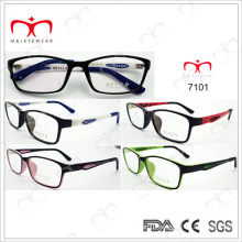 Tr90 Optical Frame for Unisex Fashionable (7101)
