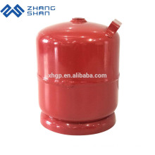 Low Pressure Small Portable Camping Cooking 3kg LPG Gas Cylinder