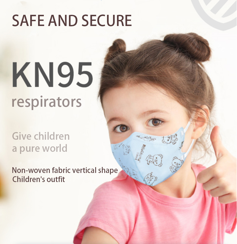 Children Kn95 Face Masks