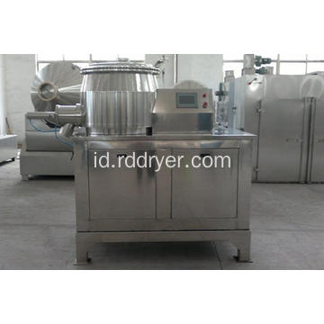 Ghl Series High Speed ​​Mixing Granulator untuk Granulating Material