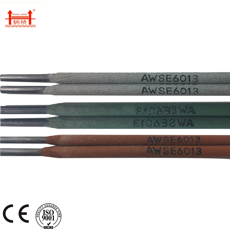300-450mm Panjang Elektroda Welding Rod 2.5mm