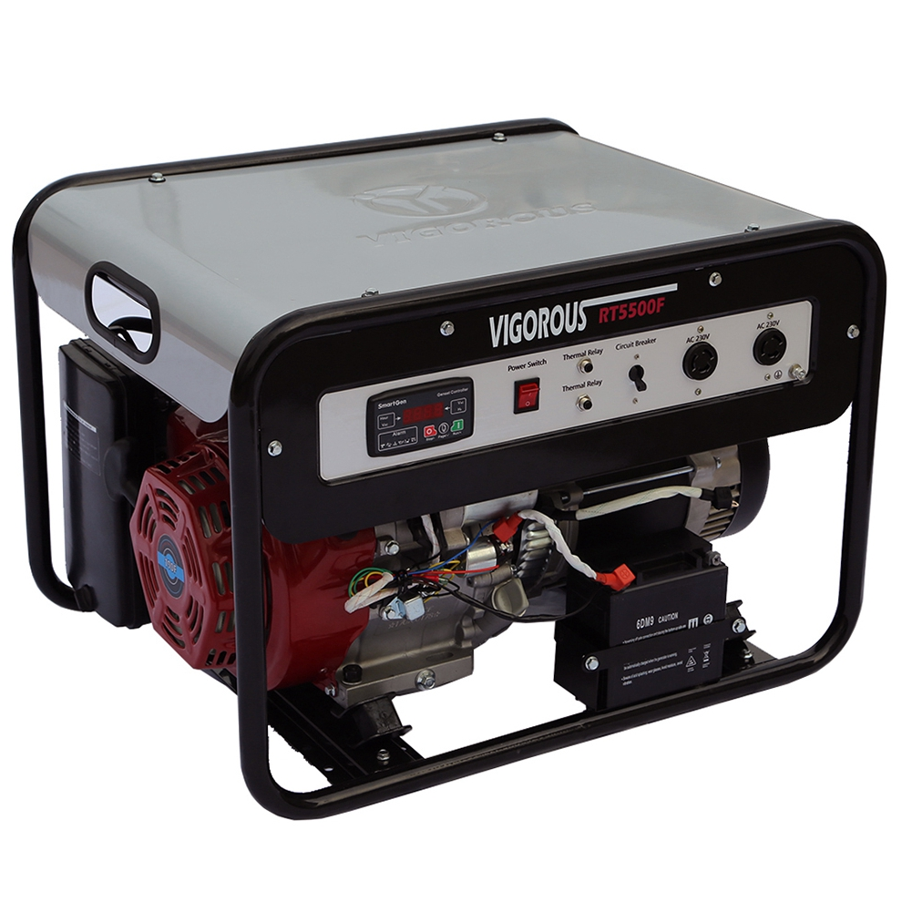 6kw Electric Start Generator