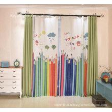 Imprimer des rideaux d'enfants pour les enfants
