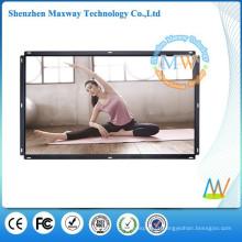 46 polegadas 16:09 tela grande LCD publicidade totem