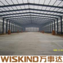 Material de panel de techo y pared de edificio de estructura de acero de puente largo