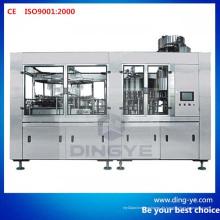 Monoblock Flaschenfüllmaschine 3 in 1