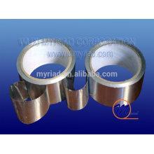 Ruban en aluminium pour système de climatisation, matériau de toiture réfléchissant et argenté Laminage en aluminium feuilleté