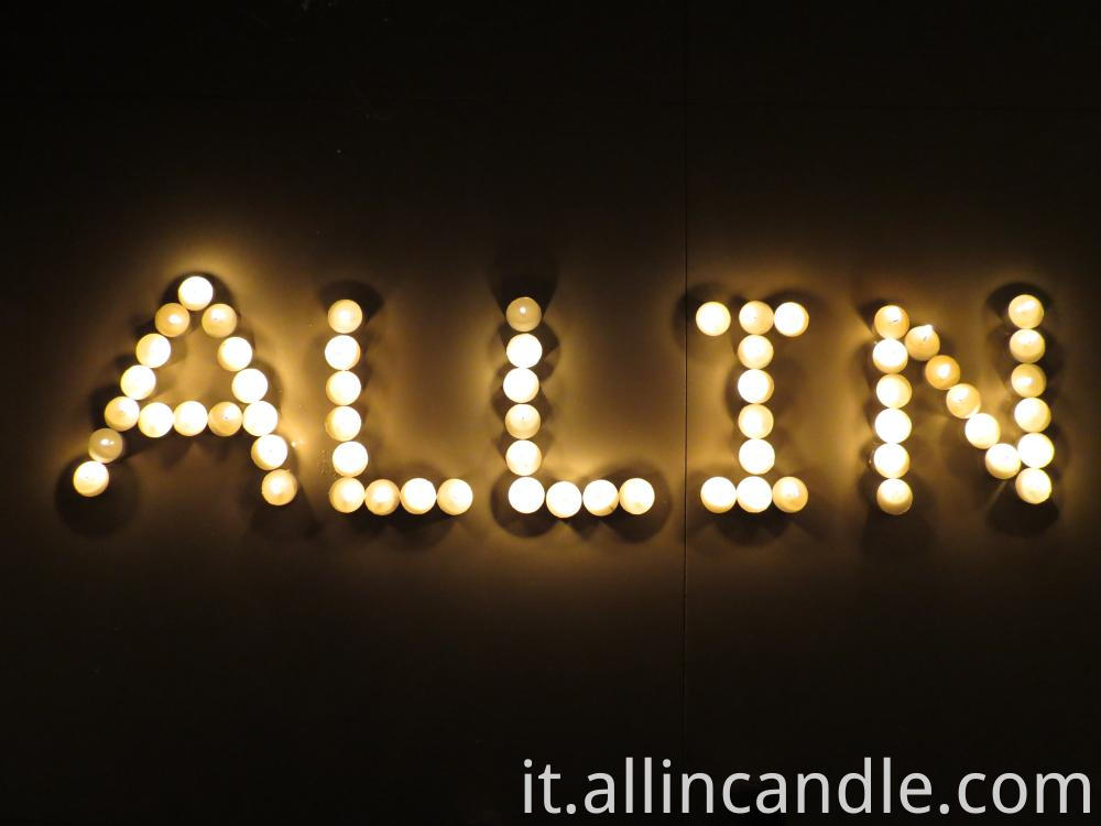 allin candle
