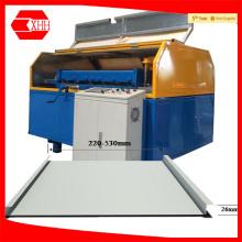 Máquina de techo de metal con costura alzada Kalzip Kls25 / 38-220-530
