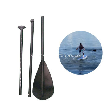 China Factory Stand Up Adjustable Canoe Aluminum Nylon Paddle for Surfing