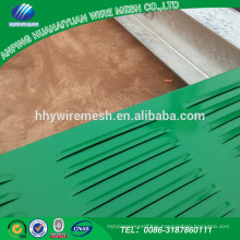 Customized hot selling Made in China low price steel road noise barriers Application to department store