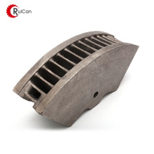 Diamant fritté Segmented Stone Cuting Auto Parts