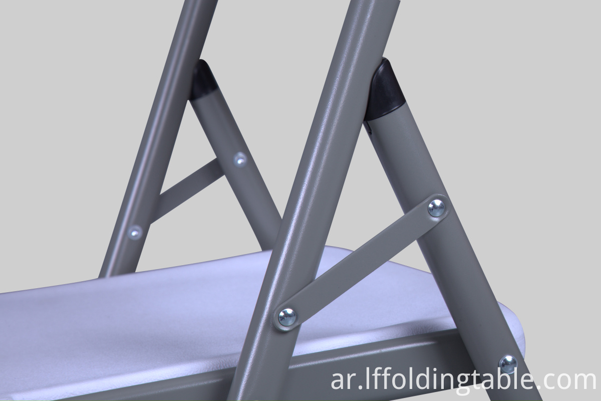 Plastic Folding Chair with Handle