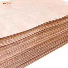 Natural 4*8 0.3mm wood cheap wood veneer gabon wood okoume