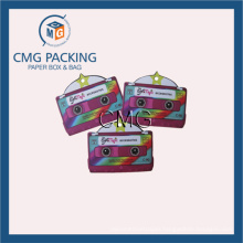 Tape Shaped Earring Display Card for Jewelry (CMG-044)