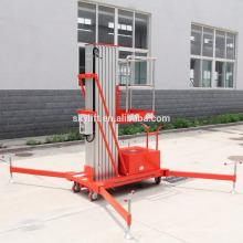 5 метров вертикальной воздушной работы подъема лестницы