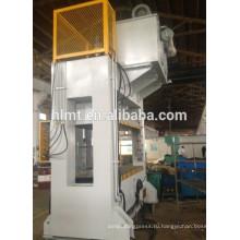 Гидравлическая пресс-машина с ЧПУ 1200Тонс / четырехколонный гидравлический пресс