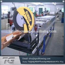 Поставщик на алюминиевой желобковой машине для литья алюминиевой фольги