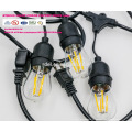 SL-43 Usine vente directe de bonne qualité chaîne lumière titulaire de la lampe cordon d'alimentation