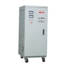 single phase 30kva automatic ac power voltage regulator avr