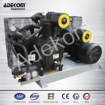 Compresor de pistón de presión propulsora de alta presión alternativa (K2-41WZ-6.00 / 8/50)