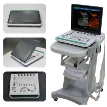 Máquina de ultrasonido 3D Doppler B / W barata