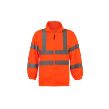 High Visibility Breathable Reflective Safety Sweatshirt