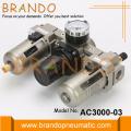 Unidad de lubricador regulador de filtro de aire tipo AC3000-03 SMC