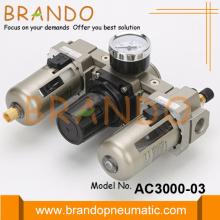 AC3000-03 SMC Type Air Filter Regulator Lubricator Unit