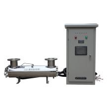 Ss304 / 316 Ultraviolett Sterilisator für gewerbliche Wasserdesinfektion