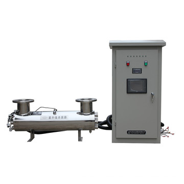 Desinfección UV de las plantas de tratamiento de aguas residuales y de reutilización