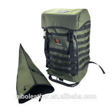 Tourbon outdoor sports Nylon Hunting fishing Backpack Chair