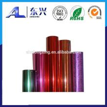 Colorful Aluminum Foil Paper