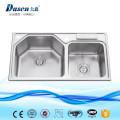 Neue Edelstahl Ready Made Küchenschränke mit tragbaren Handwaschbecken Preise