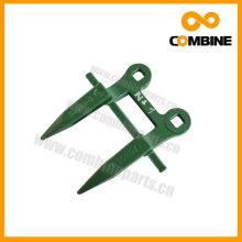 4B4019 protector de cuchillo de acero para cosechadora