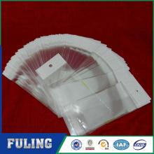 Suministro de película de bolsa de embalaje de bolsita de plástico Bopp
