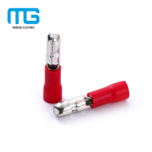 Cable de desconexión de bala de latón aislado de baterias rápidas macho