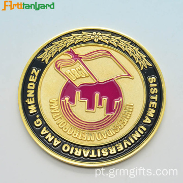 Metal Fantasy Coins For Zinc Alloy