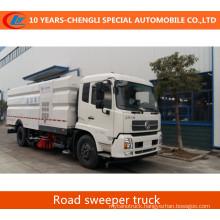 4*2 Road Sweeping Truck 2axles Road Sweeper Truck