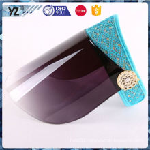 Factory direct sale novel design wholesales sun visor hat for wholesale