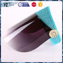 Фабрика прямой продажи нового дизайна оптовые продажи шлем солнцезащитный козырек для оптовой