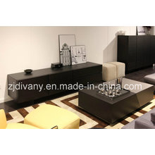 Modern Style Wooden Sideboard Home Wooden Display Cabinet (SM-D45)