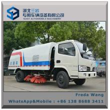 Road Cleaning Truck 5cbm Road Kehrmaschine zum Verkauf