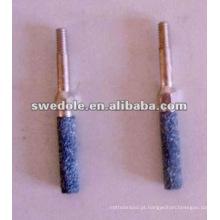 pedra de afiar com haste aparafusada com alta qualidade e preço competitivo